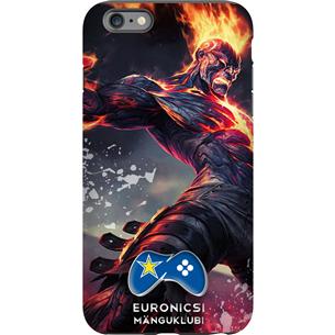 iPhone 6S Plus ümbris Euronicsi mänguklubi V2 / Tough