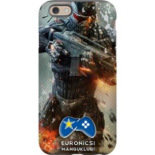 iPhone 6S ümbris Euronicsi mänguklubi V1 / Tough
