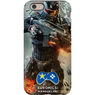 iPhone 6 ümbris Euronicsi mänguklubi V1 / Tough