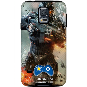 Galaxy S5 ümbris Euronicsi mänguklubi V1 / Tough
