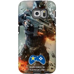 Galaxy S6 edge ümbris Euronicsi mänguklubi V1 / Tough