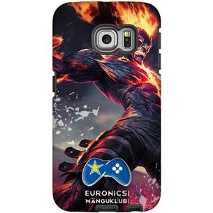 Galaxy S6 edge ümbris Euronicsi mänguklubi V2 / Tough