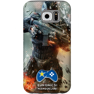 Galaxy S6 ümbris Euronicsi mänguklubi V1 / Tough