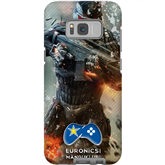 Galaxy S8+ ümbris Euronicsi mänguklubi V1 / Tough