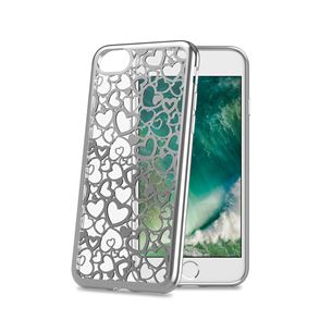 iPhone 7 ümbris Celly Laser Hearts