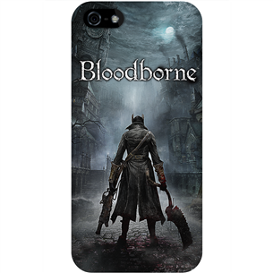 iPhone 5S/SE ümbris Bloodborne 3 / Snap