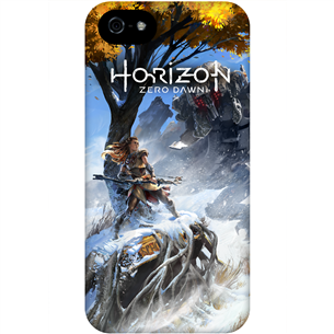 iPhone 5S/SE ümbris Horizon Zero Dawn / Tough