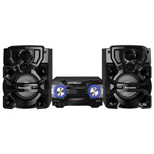 Музыкальный центр SC-AKX660E-K, Panasonic