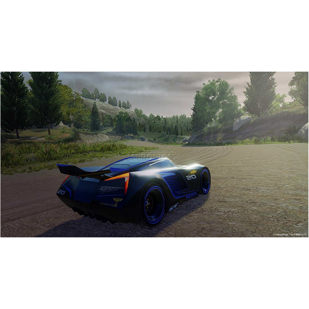 xbox one game cars 3 driven to win 5051895410134. Black Bedroom Furniture Sets. Home Design Ideas