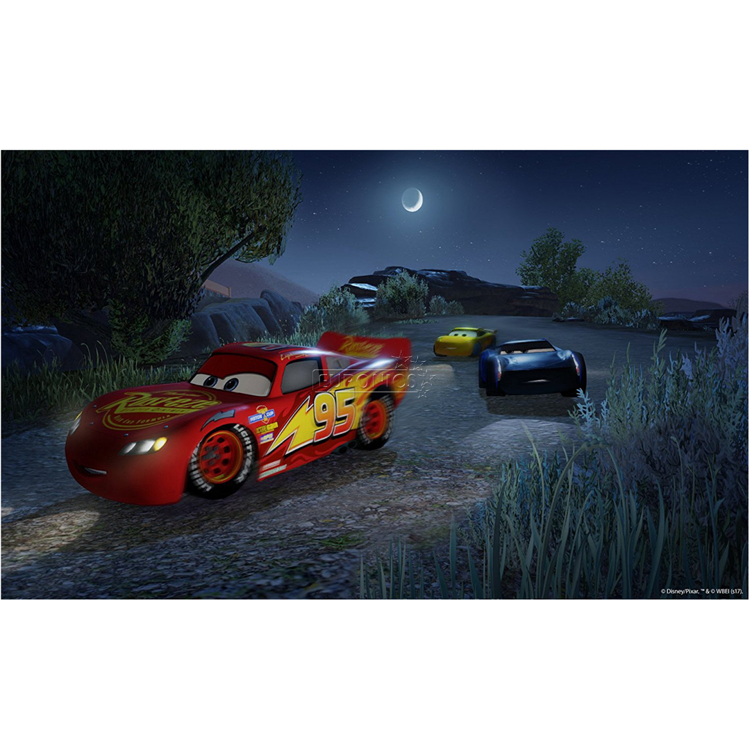Xbox One Game Cars 3: Driven To Win, 5051895410134
