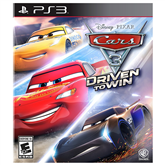 PS3 mäng Cars 3: Driven to win