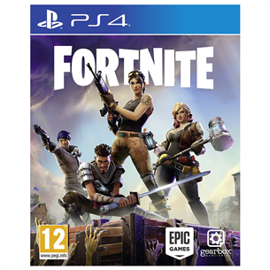 PS4 mäng Fortnite