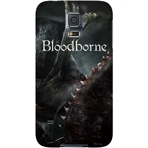 Galaxy S5 ümbris Bloodborne 2 / Snap