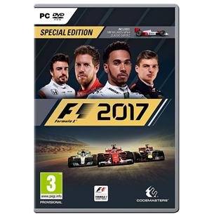 Arvutimäng F1 2017 Special Edition