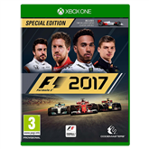 Xbox One mäng F1 2017 Special Edition