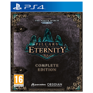 PS4 mäng Pillars of Eternity: Complete Edition