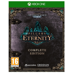 Xbox One mäng Pillars of Eternity: Complete Edition