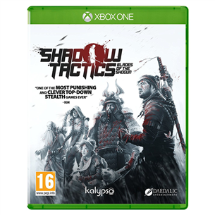 Xbox One game Shadow Tactics: Blades of the Shogun