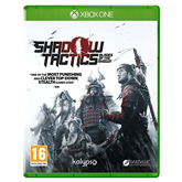 Xbox One mäng Shadow Tactics: Blades of the Shogun