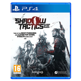 PS4 mäng Shadow Tactics: Blades of the Shogun