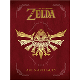 Raamat The Legend of Zelda: Art & Artifacts