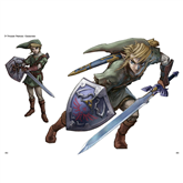 Book The Legend of Zelda: Art & Artifacts