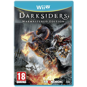 WiiU mäng Darksiders Warmastered Edition