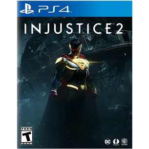 PS4 game, Injustice 2