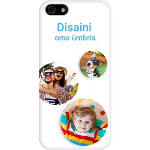 Чехол с заказным дизайном для iPhone 5S/SE / Snap (глянцевый)