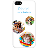 Personalized iPhone 5S/SE glossy case / Snap