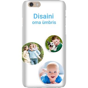 Disainitav iPhone 6 läikiv ümbris / Snap