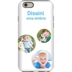 Disainitav iPhone 6 matt ümbris / Tough
