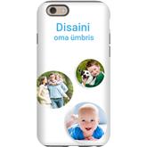 Чехол с заказным дизайном для iPhone 6 / Tough (глянцевый)