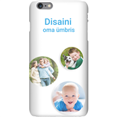 Personalized iPhone 6 Plus matte case / Snap