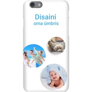 Personalized iPhone 6S matte case / Snap