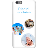 Personalized iPhone 6S glossy case / Snap