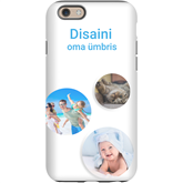 Personalized iPhone 6S matte case / Tough