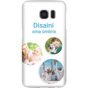 Disainitav Galaxy S6 matt ümbris / Snap