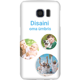Personalized Galaxy S6 matte case / Snap
