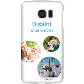 Disainitav Galaxy S6 läikiv ümbris / Snap