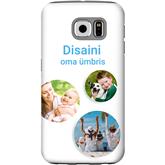 Disainitav Galaxy S6 läikiv ümbris / Tough