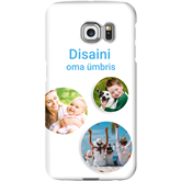 Disainitav Galaxy S6 Edge läikiv ümbris / Snap