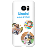 Personalized Galaxy S7 Edge matte case / Snap