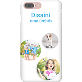 Personalized  iPhone 7 Plus matte case / Snap