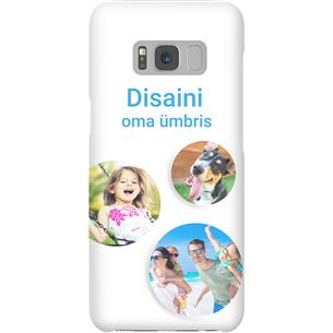 Disainitav Galaxy S8 matt ümbris / Snap