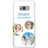 Disainitav Galaxy S8+ matt ümbris / Snap