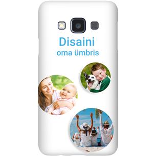 Disainitav Galaxy A5 (2017) läikiv ümbris / Snap