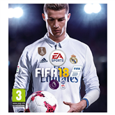 PS3 game FIFA 18
