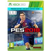 Xbox 360 mäng Pro Evolution Soccer 2018