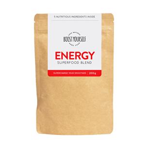 Energy supertoidusegu smuutile Boost YourSelf